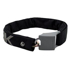 Hiplok V 1.50 slot grijs/zwart